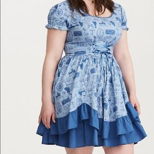 Belle dress from Disney Collection